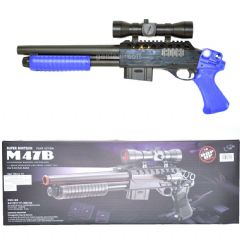 Double Eagle M47B1 Pump Action Airsoft Shotgun